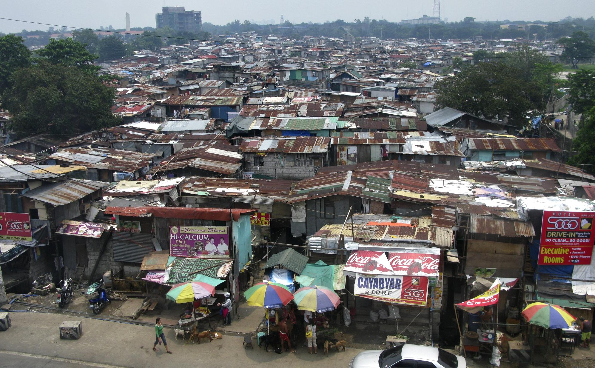 slum areas in the philippines The philippines is rich with natural resources yet it remain to be a poor country it is made up mostly of poor provinces, do you know the top 10 poorest.