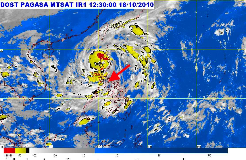 Weather Philippines Map 31 Juan 3 | Trevor & Guy Life Journal
